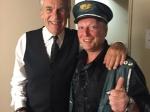 Captain Green mit dem legendären Pepe Lienhard